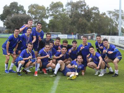 2019 div 1 senior football premiers – smc