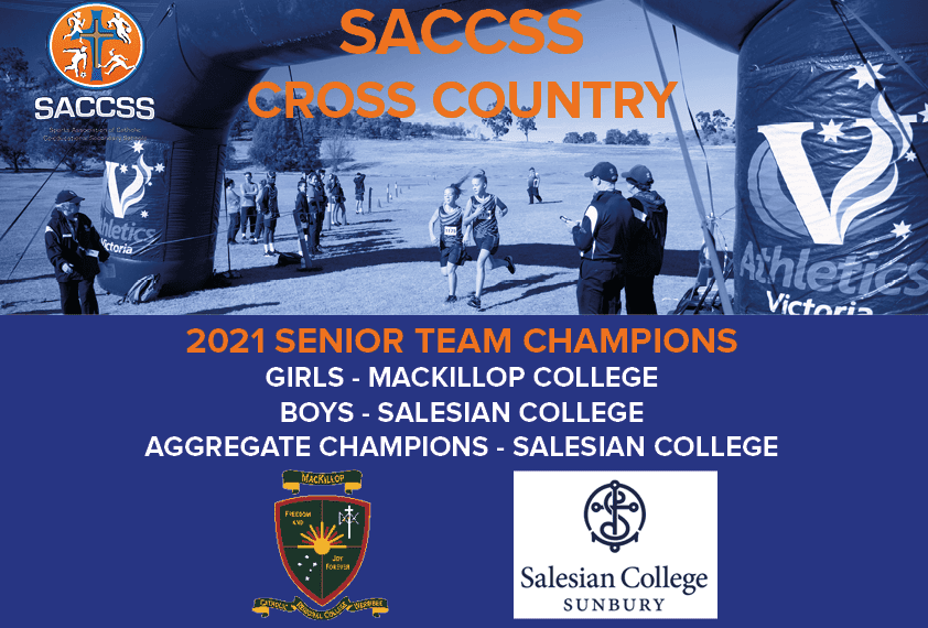 Cross Country Senior Team Results 2021