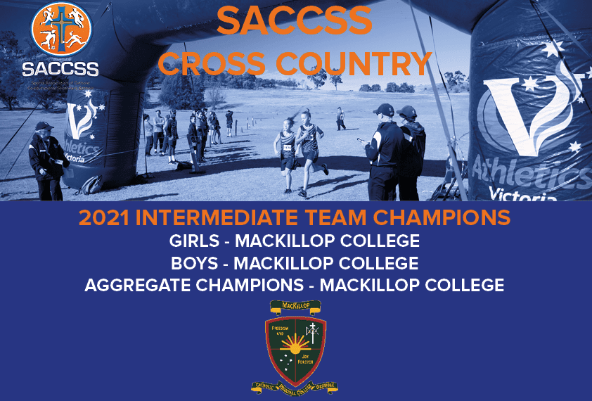 Cross Country Inter Team Results 2021