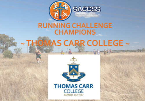 FB Community Running Challenge - Overall Champion College